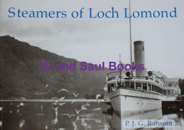 Steamers of Lock Lomond, by P.J.G. Ransom